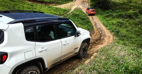 Teste Carplace Renegade 4x4 Encara Pista E Off Road Em 1 000 Km