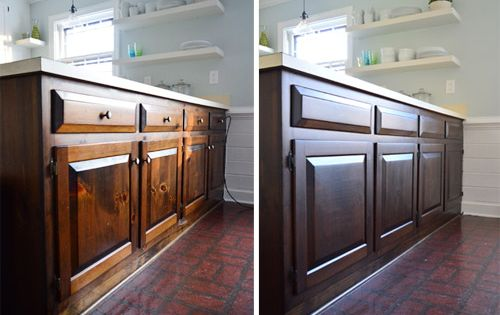 how much to stain kitchen cabinets using polyshades to darken our wood cabinets stain 8481