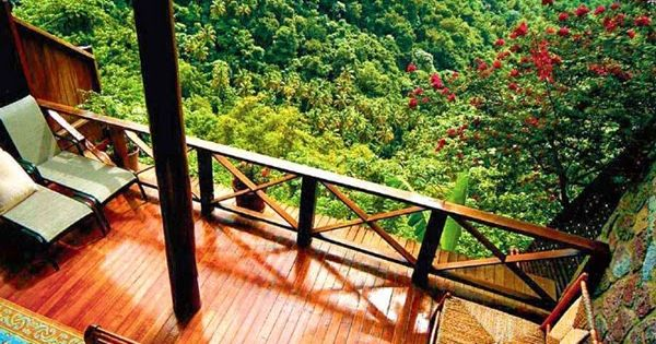 Ladera Resort, St. Lucia Caribbean. | Caribbean Travel