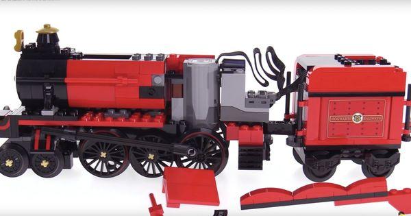 Express Hogwarts Jangbricks Lego Losungen Motorisieren Zeigt Lego 75955 Hogwarts Express Motorisieren Jangbrick Lego Hogwarts Lego Projects Lego Design