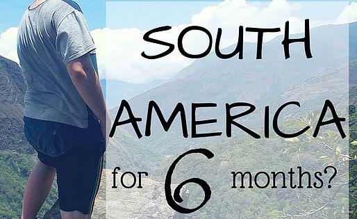 much cost travel months south america