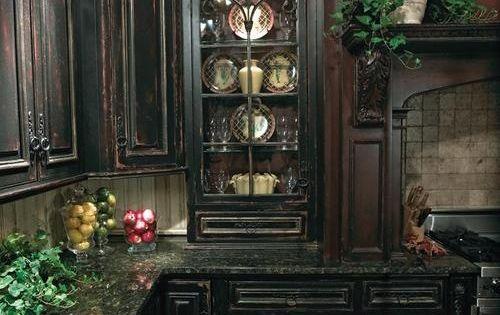 modern victorian gothic home desogn | ... Gothic Kitchen ...
