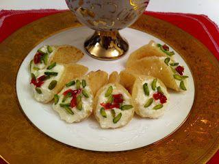مطبخ ضياء Diaa Cooks Arabic قطايف عصافيري بالقشطة Cooking Recipes Food Nutrition