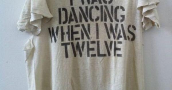 old tee shirts