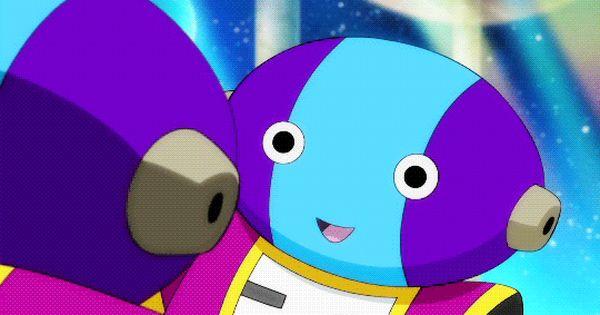 Goku Meets Zeno