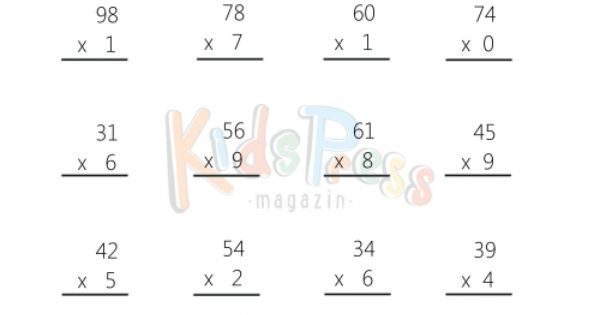 math 2 worksheets