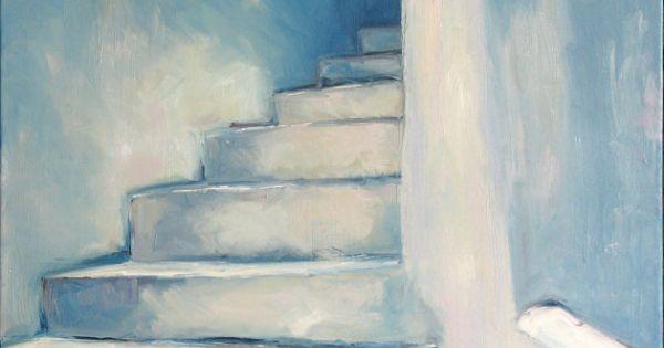 Escaliers grecque originale 30 x 40 x 1 5 peinture l for Poutres blanchies a la chaux
