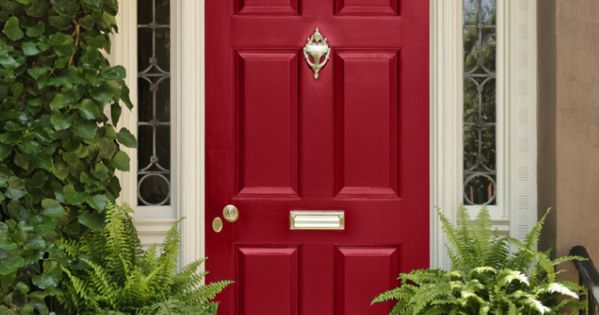 the 10 best front door colors for your house