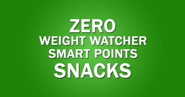 snacks with 0 weight watchers smart points weight watchers recipes health pinterest. Black Bedroom Furniture Sets. Home Design Ideas