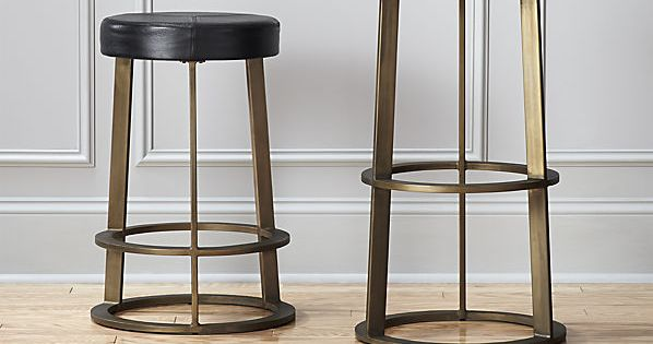 269 Each Reverb Bar Stools Cb2 Chairs Pinterest