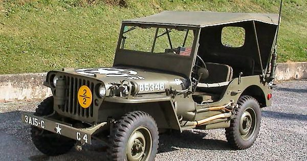 jeep willys 1944 photo 4 belles autos pinterest. Black Bedroom Furniture Sets. Home Design Ideas