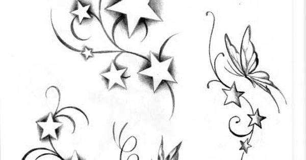 Tattoo Stars ideas just in case