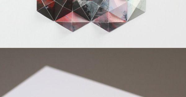3D Geometric sculpture