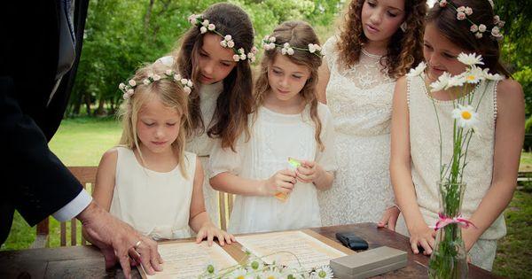 Les moineaux de la mari e petites filles d 39 honneur for Jardin 4 moineaux
