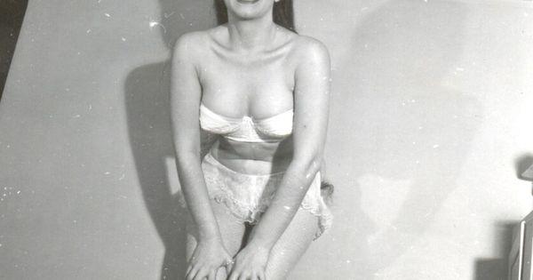 Some rare - never before seen - photos of Sherry Britton