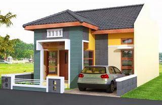 Variasi Warna Cat Rumah Minimalis