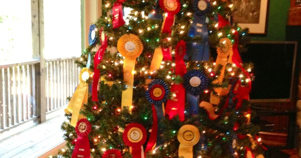 how to make horse show ribbons