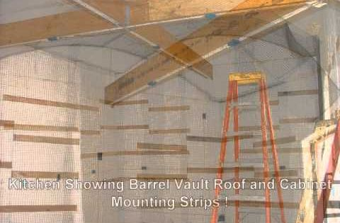Foamcrete Building With Simple Panel Youtube