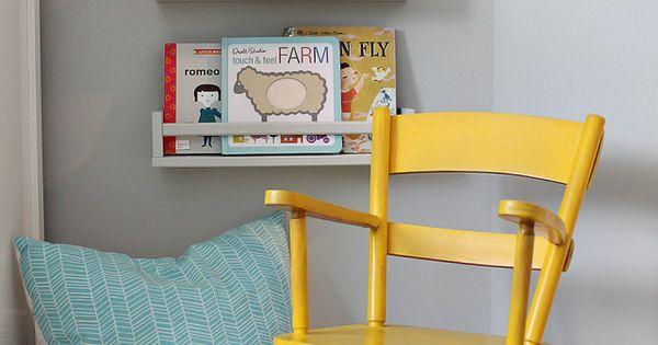 Inspiration la chambre de notre baby boy le chambre chambre de et chambres - Kinderkamer coloree ...