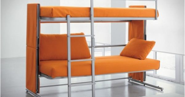 Sofa Bunk Bed Technology Blog Bunk Bed Designs Couch Bunk Beds Furniture For Small Spaces