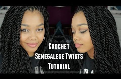 Crochet senegalese twist, Senegalese twists and Crochet braids on ...