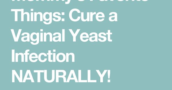 Naturally Cure Yeast Infection With Coconut Oil