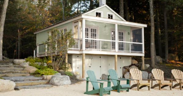 Before And After 1920s Lake House Dream Beach Houses Beach Cottage Style Lakehouse Decor