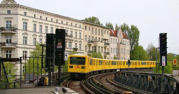 Europa Deutschland Berlin Kreuzberg U Bahnhof Schlesisches Tor U Bahn Linie U1 Zur Zeit Der Aufnahme Linie U12 Model Railroad Berlin Underground