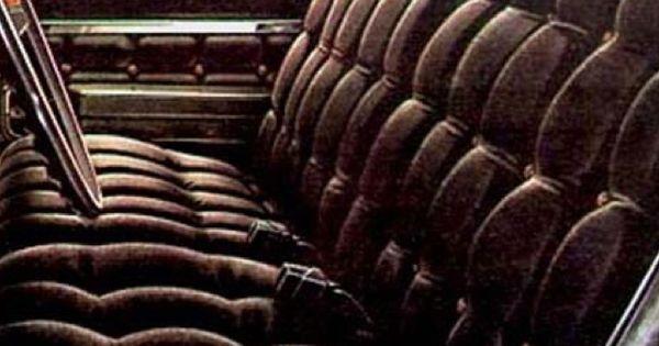 1975 amc matador oleg cassini special edition