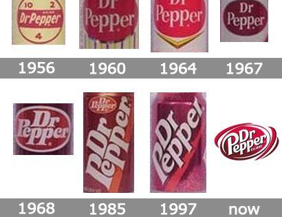 Dr Pepper Logo History Stuffed Peppers Dr Pepper Vintage Soda Bottles