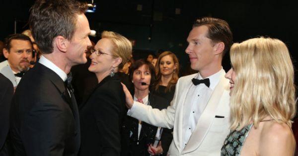 Heartforhotties Neil Patrick Harris Patrick Harris Benedict Cumberbatch