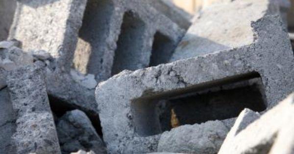 How To Make A Cinder Block Mold Cinder Block Shelves Cinder Block Walls Concrete Bricks