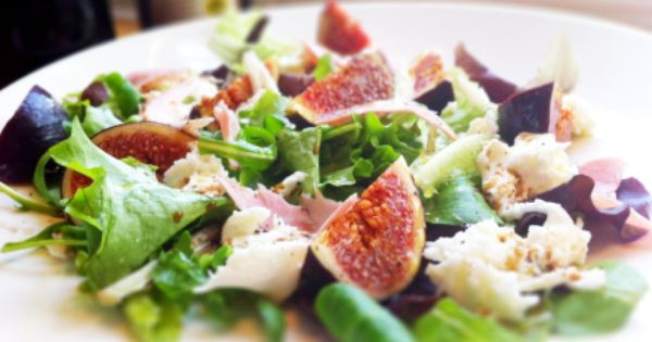 The Easiest Sexiest Salad In The World Recipe — Dishmaps