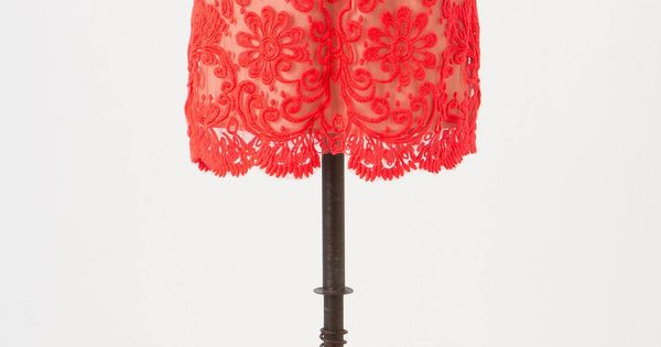 Sunblaze Lace Skirt -Anthropologie