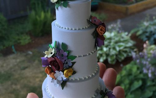 picture of wedding cake made into ornament how to turn your wedding cake into an ornament pictures 18367