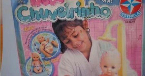 Pin De Vanessa Arronchi Em Noltalgia Bonecas Boneca Bebe Brinquedos Anos 80