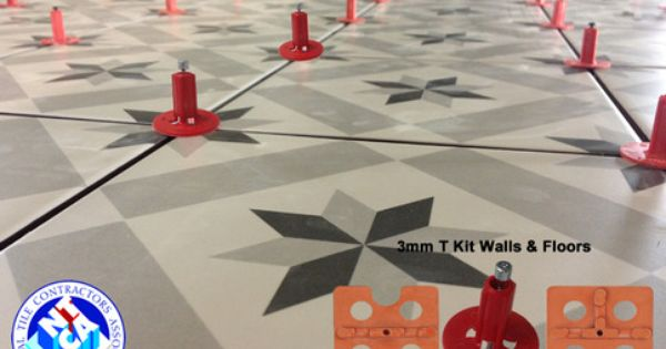 Atr Tile Leveling System 3mm T Shape Diy Kit Tile Leveling System Diy Kits Tile Projects