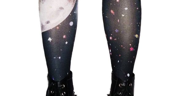 Moon Blast Tights, $29.30 (I own these but in case I want