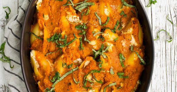 Tomato Sauce | Recipe | Roasted Tomato Sauce, Ricotta Stuffed Shells ...