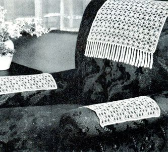 Terrific Chair Set Pattern Crochet Patterns Crochet Patterns Machost Co Dining Chair Design Ideas Machostcouk