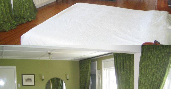 Design Slaapkamer Meubilair : Gordijnen, behang, verlichting en ...
