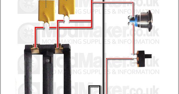 Parallel Battery Mosfet Wiring Diagram BOX MOD schematy