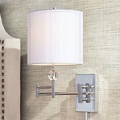 Swing Arm Wall Lamp Designs Bedroom And More Lamps Plus Swing Arm Wall Lamps Bedside Wall Lamp Plug In Wall Lamp