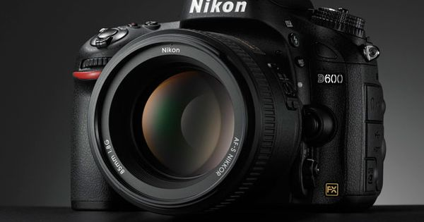 Nikon D600 – Body Only The most compact FX-format HD DSLR camera