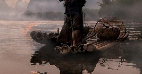China - fishing
