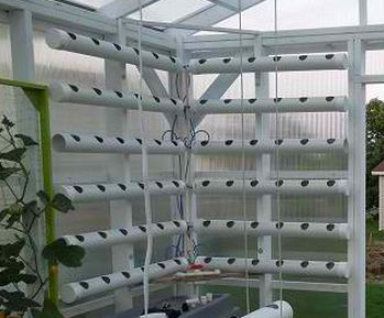 Diy Fully Automated Hydroponic Greenhouse Hydroponics System