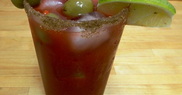 Caesar cocktail, Tomato juice and Canadian recipes on Pinterest