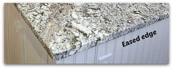 Countertop Edges For Granite Silestone And Corian Granite Edges