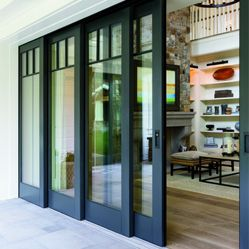 Multi Slide And Lift And Slide Patio Doors From Pella Are