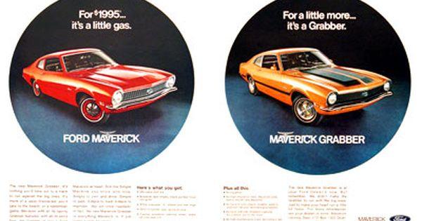 1970 Ford Maverick 003579 Ford Maverick